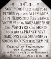2 mars 1944 : les pendus de Nîmes dans HISTOIRE nimes0
