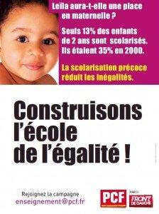 Voeux de Jean-Luc Mélenchon à la communauté éducative :