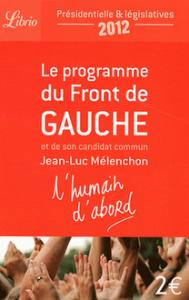 Meeting du Front de Gauche - Lille - 29 mars 2012 dans Front de Gauche Programme-FDG-189x300
