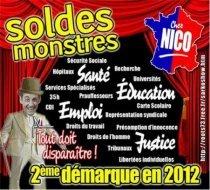 Lille le 12 janvier 2012 : Sarkozy vient présenter ses voeux à la Fonction publique. Amis Lillois, réservez-lui l'accueil qu'il mérite ! dans Education nationale arton2256-02b191