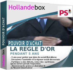 Le changement c'est maintenant… dans Humour hollandebox