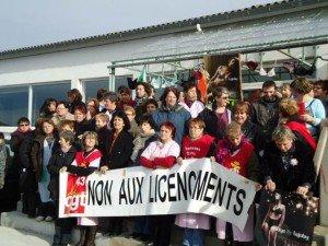 Prost choisi comme repreneur de Lejaby : fermeture de l'usine d'Yssingeaux (Haute-Loire) et 255 licenciements ! dans Chomage lejaby-300x225