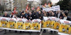 2 000 manifestants dans les rues d'Aulnay-sous-Bois pour dire