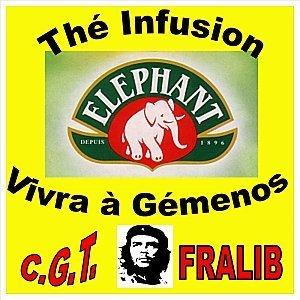 Les Fralib à Paris le 24 février 2012 : une initiative de lutte puissante et déterminée dans CGT CGT-Fralib