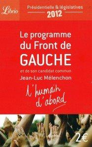 Le Programme populaire partagé du Front de Gauche