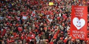 Espagne : Les femmes de nouveau sacrifiées sur l'autel de l'obscurantisme dans Droits des femmes espagne-droite-300x150