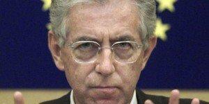 L'UMP récompense Mario Monti, le valet servile des marchés financiers dans Austerite italie-300x150