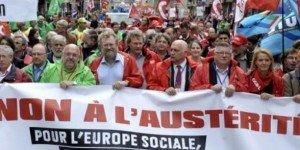 Trop, c'est trop ! / Bernadette Ségol, Secrétaire générale de la CES, appelle à la mobilisation le 29 février. dans EUROPE manif_europe_austerite_web-300x150