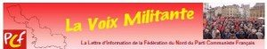 La Voix Militante n°5 dans Education nationale 11-300x55