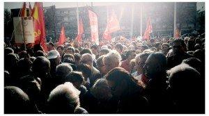 Meeting de Lille : 20 000 personnes selon la police !