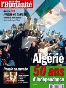 Hors-Série l'Humanité : Algérie 50 ans d'indépendance dans Algerie algerie_3-227x300