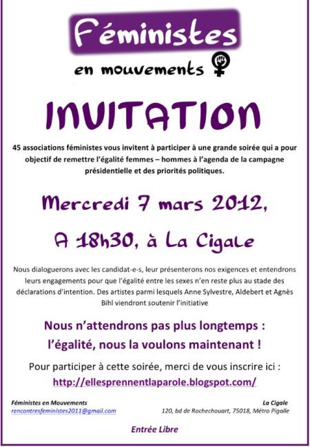 Le 7 mars à la Cigale, à Paris : Les féministes interpellent les candidat(e)s dans Droits des femmes feministes__candidats_7_mars_web
