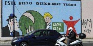 Portugal : grève générale contre les mesures d'austérité dans Austerite greve-portugal-300x150