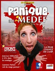 Panique à droite ! dans Front de Gauche Panique_au_Medef-232x300
