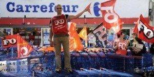 Carrefour : Les syndicats craignent 3 000 à 4 000 suppressions de postes dans CFDT carrefour_1-300x150