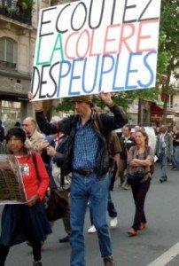1er mai : 288 cortèges syndicaux annoncés dans toute la France   dans CFDT colere-202x300