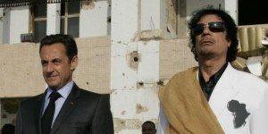 Après L'Humanité et Libération, c'est au tour du site Médiapart de subir les foudres du président-candidat dans l'Humanité khadafisarkozy-300x150