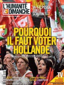 Lettre de Philippe Torreton à Jean Ferrat dans POLITIQUE lhumanitedimanche-couv1-227x300