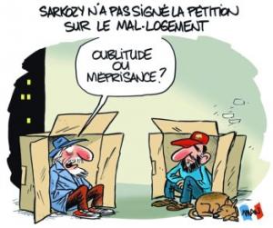 Sarkozy : 115 milliards sur le dos des gens...... dans Humour logement-300x251