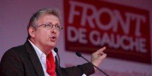 Pierre Laurent sur France Info :