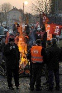 ArcelorMittal - Florange : les syndicats déçus par la langue de bois des dirigeants dans Emplois arcelorafp_0-199x300