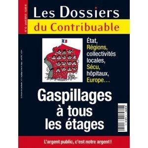 Ce que va (encore) nous coûter Sarkozy après son départ dans France gaspillages-contribuables-dossier