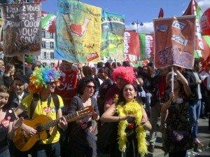 L'Humanité : Le 1er mai 2012 en images dans Luttes ma11-300x224