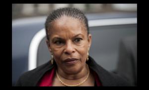 Attaques racistes et sexistes de l'UMP contre Christiane Taubira dans France taubira1-300x181