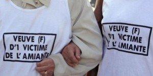 Amiante : Soulagement des victimes qui bénéficieront d'une