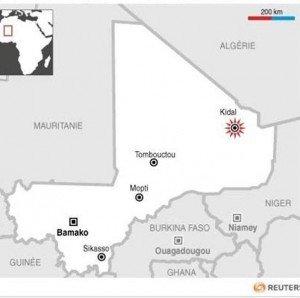 mali-carte_1 islam radical dans Mali