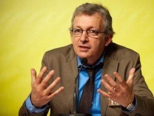 Déclaration de Pierre Laurent secrétaire national du PCF - 10 juin 2012 dans France pierre2_1-300x227