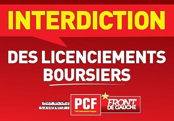 Front de Gauche : Pour l'interdiction des licenciements boursiers dans André Chassaigne Interdiction-des-licenciements-boursiers