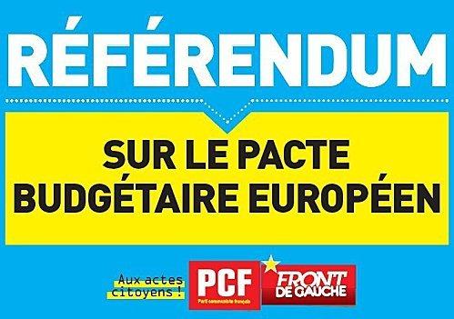 Nouveau traité européen : un référendum est indispensable dans France Referendum-pacte-budgetaire