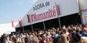 Du 14 au 16 septembre, toutes les forces de progrès ont rendez-vous à l'Agora de la Fête de l'Humanité dans France agora_1-300x150