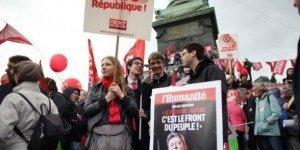 Le Front de gauche discute de l'avenir de la gauche dans France bastille_0-300x150
