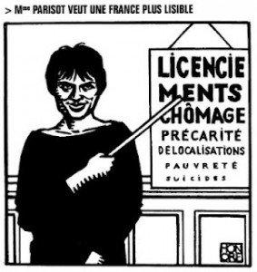 Le gouvernement doit résister au chantage patronal dans France extrait_Charlie_Hebdo-283x300