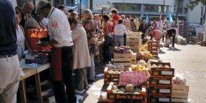 Vente militante de 10 tonnes de fruits et légumes à prix coûtant dans Agriculture fruits-300x150