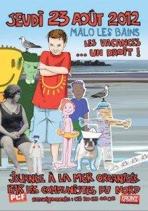 Malo-les-Bains : Une journée placée sous le signe de la fête, de la solidarité et de l'action. dans France malo2012-211x300