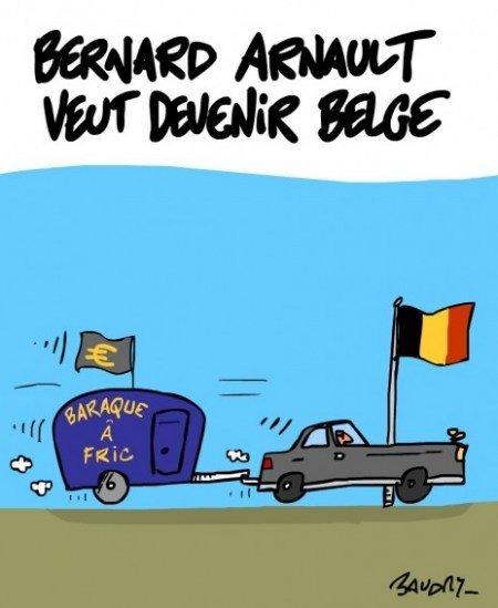 Les 13 milliards d'impôts sur la succession qu'Arnault voudrait planquer en Belgique dans Belgique Baraque-a-fric
