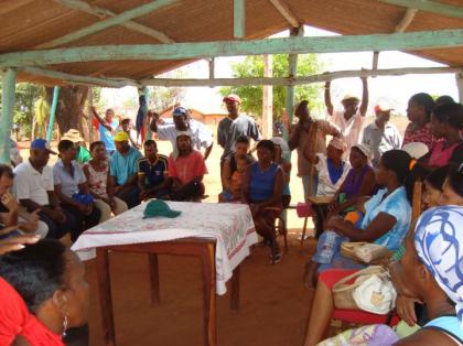 Brésil : les afrodescendants occupent une grande propriété dans l'État de Minas Gerais dans Bresil bc3
