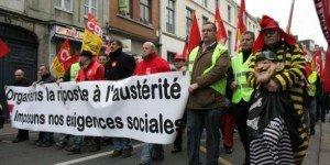 Pacte budgétaire : Appels et initiatives se multiplient dans EUROPE manif-lille-austerite-300x150