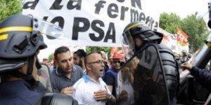 PSA Aulnay : pas de suspension du plan social !  dans ECONOMIE psa3-300x150