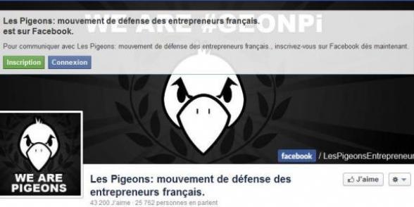 Le gouvernement n'en finit pas d'envoyer des signaux amicaux au Medef dans ECONOMIE 2012-10-04pigeons-entrepreneurs