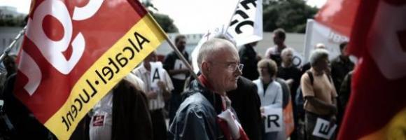 Alcatel-Lucent : suppression de 1430 emplois en France pour satisfaire les vampires de la finance dans ECONOMIE alcatel_0