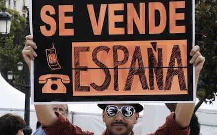 Le Portugal et l'Espagne à la pointe de la lutte contre l'austérité dans Austerite espagne_manifestation2
