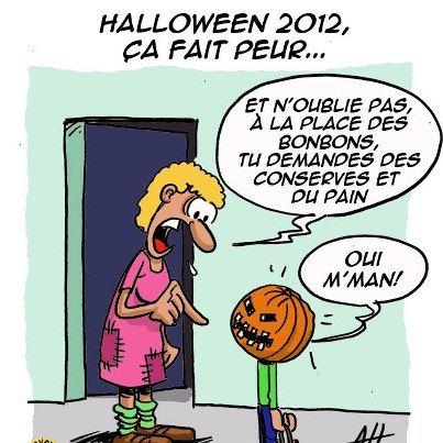 Partage des richesses : Halloween 2012... dans Humour hallewin