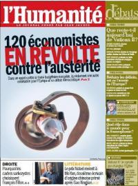 Le cri d'alarme des économistes contre le traité européen dans Austerite hq1210