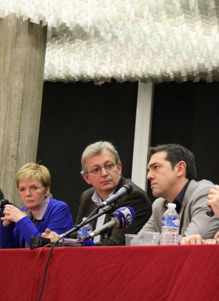 La Gauche européenne contre l'austérité dans Austerite laurent_tsipras