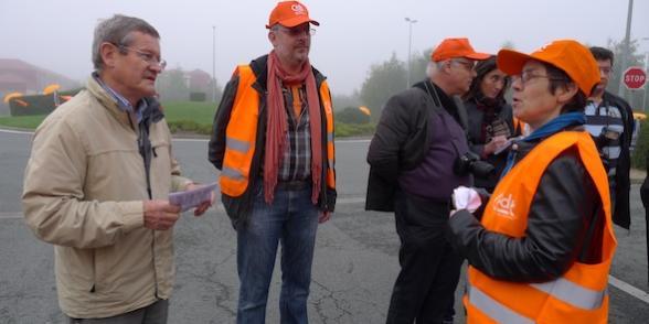 Servier - Gidy : intimidation contre une déléguée syndicale  dans CFDT servier-cfdt