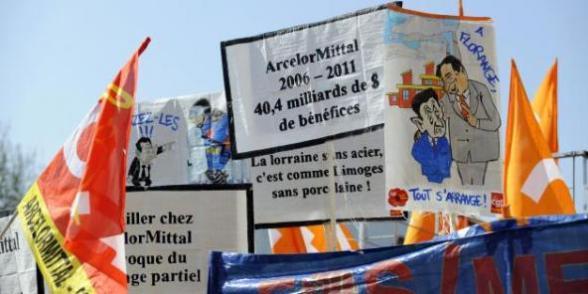 Sidérurgie : Sombre horizon pour Florange et Dunkerque dans ECONOMIE arcelor